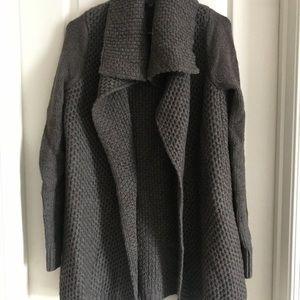 Vince wool sweater coat